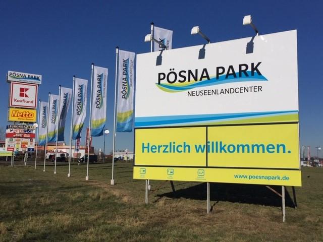 Aktuelles centerplan pösna park
